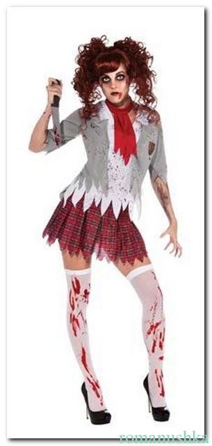 костюм Зомби