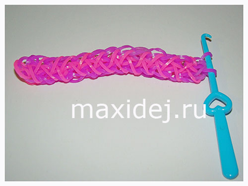 браслет шнурки