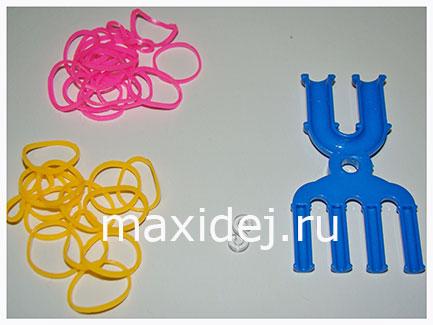 рогатка для плетения браслетов