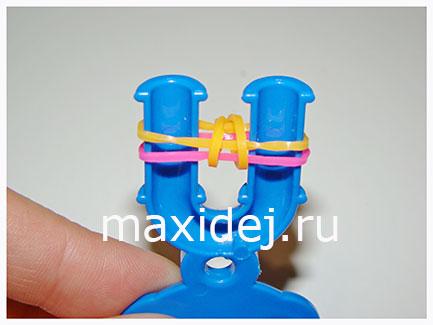 браслеты из резинок с фото