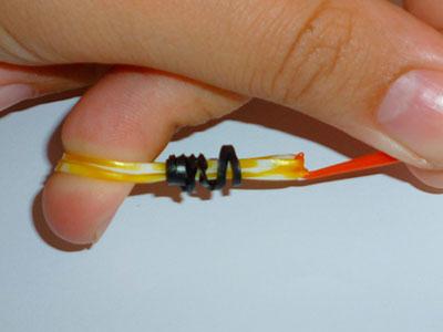поделки из резиночек