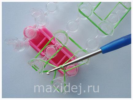 фенечки из резиночек