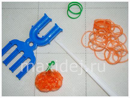материалы для плетения тыквы