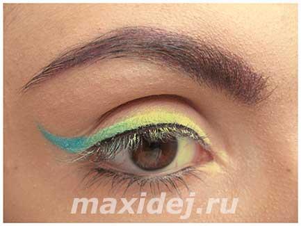 лучший макияж глаз