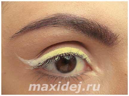 макияж для карих глаз пошаговое фото