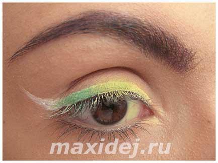красивый макияж глаз фото