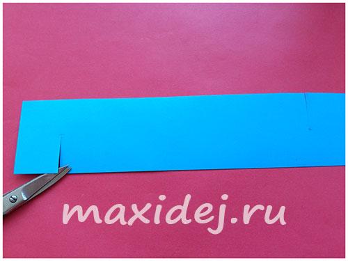 поделка кит из бумаги